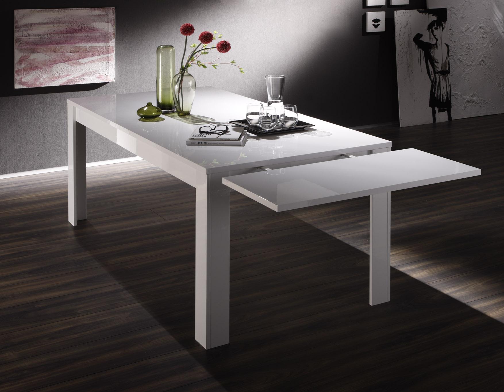 Dettagli Su Tavolo Da Pranzo Allungabile AMALFI Cucina Sala Salotto  #665E49 1754 1365 Misure Per Tavoli Da Pranzo